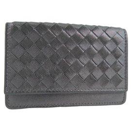 Bottega Veneta-Bottega Veneta Wallet-Black