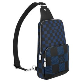 Louis Vuitton-LV avenue slingbag infini 3D-Blue