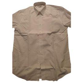 Hermès-Man's shirt-White