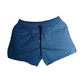Bottega Veneta-Swimwear-Blue