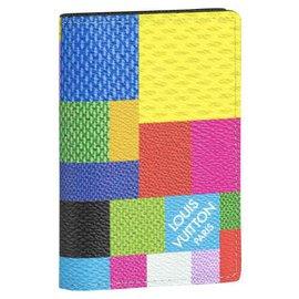 Louis Vuitton-LV pocket organizer new-Multiple colors