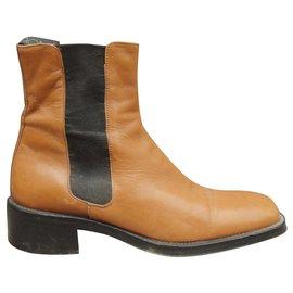 Free Lance-Free Lance p boots 37,5-Light brown