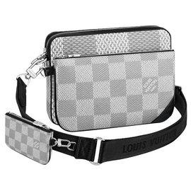 Louis Vuitton-LV trio messenger new-White