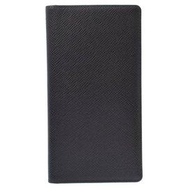 Louis Vuitton-Louis Vuitton Portefeuille Long-Black