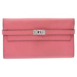 Hermès-hermes kelly-Pink