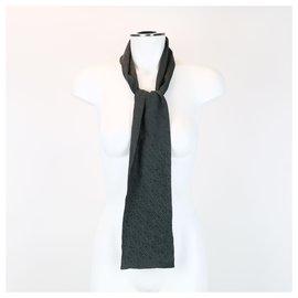 Céline-Céline scarf-Black