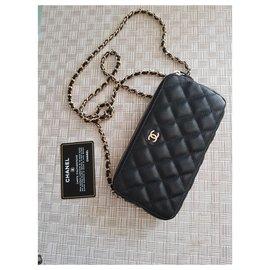 Chanel-Chanel borsa-Black