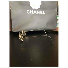 Chanel-Sunglasses-Silvery