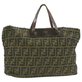 Fendi-Fendi handbag-Brown