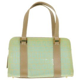Fendi-Fendi handbag-Light blue