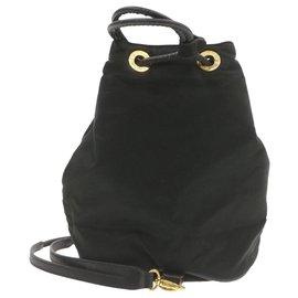 Céline-Céline shoulder-Black