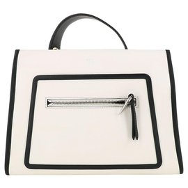 Fendi-Fendi handbag-White