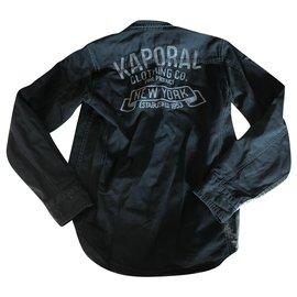 Autre Marque-KAPORAL-Black,Grey