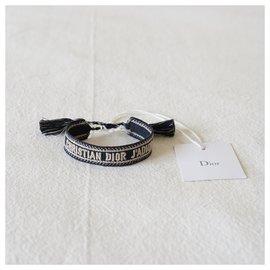 Dior-Bracelets-Blanc,Bleu Marine
