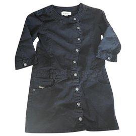 Diesel-Dresses-Black