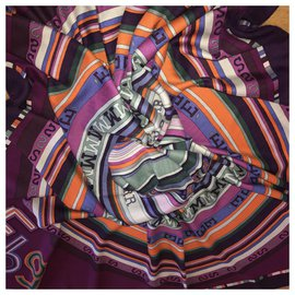 Hermès-Hermès tohu bohu-Purple
