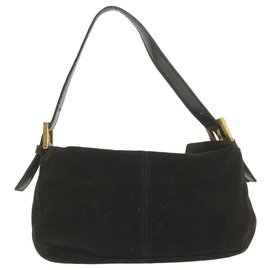 Fendi-Fendi Shoulder Bag-Black