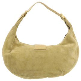 Fendi-Fendi Shoulder Bag-Beige