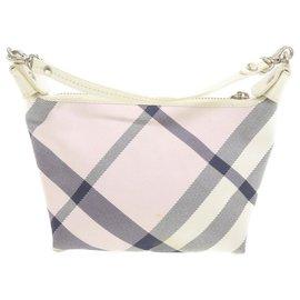 Burberry-Burberry clutch bag-Pink