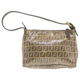 Fendi-Fendi Clutch bag-Brown