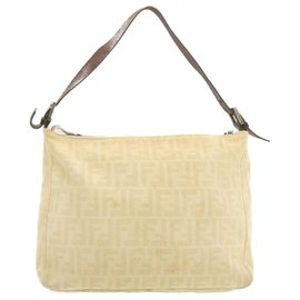 Fendi-Fendi Shoulder Bag-White