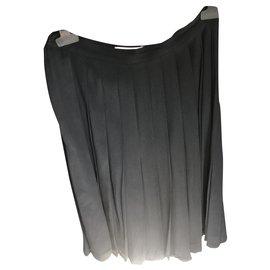 Balmain-Skirts-Black