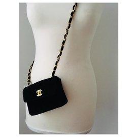 Chanel-Chanel nano bag 2.55-Black