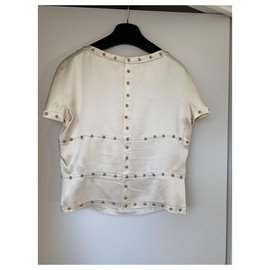 Chanel-Top chanel-White