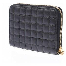 Céline-Celine wallet-Black