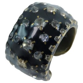 Chanel-Chanel ring-Black