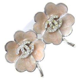 Chanel-Bracelet Chanel-Argenté