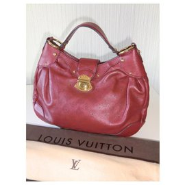 Louis Vuitton-Sac Shopping Louis Vuitton-Rouge