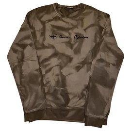 Dior-Dior Homme XL sweatshirt-Grey