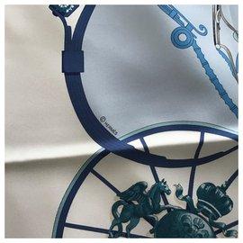 """Hermès-""""spring""""-Blue"""
