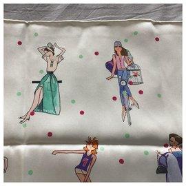 """Hermès-""""the Parisians"""" of Kiraz-Multiple colors"""