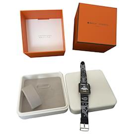 Hermès-Belles montres-Argenté