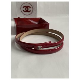 Chanel-Belts-Fuschia