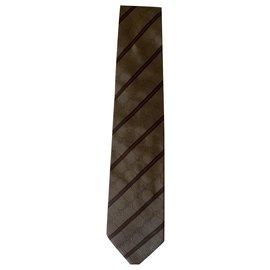 Gucci-Ties-Light brown