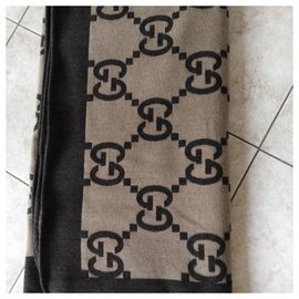 Gucci-LOGO-Light brown,Dark brown