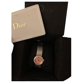 Dior-La mini Dior D-Bijouterie argentée