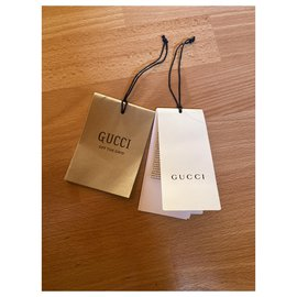 Gucci-GUCCI pant OFF THE GRID SS20 Size 48 IT-Black