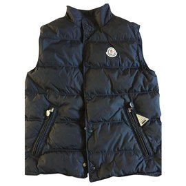 Moncler-Moncler down jacket-Blue
