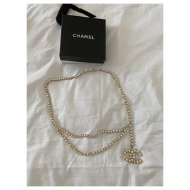 Chanel-CHANEL Belt-Golden