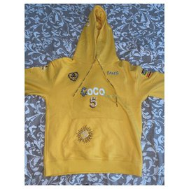 Chanel-Knitwear-Yellow