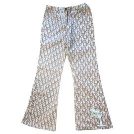 Dior-Un pantalon-Rose