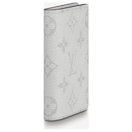 Louis Vuitton-LV pocket organiser antartica-White