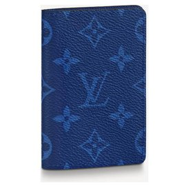 Louis Vuitton-LV pocket organiser cobalt-Blue