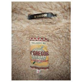 Autre Marque-vintage Mc Gregor parka mint condition 48-Khaki