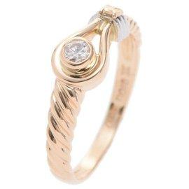 Céline-Céline Ring-Golden