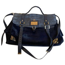 Mulberry-ALEXA-Blue